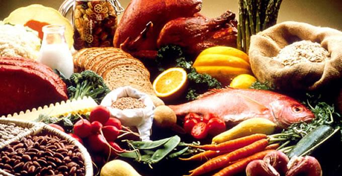foods good for facial hair