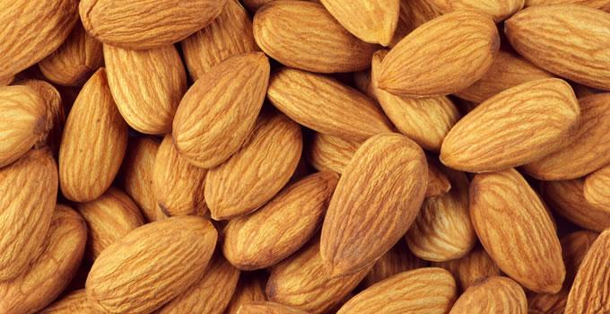 thicker beard almonds